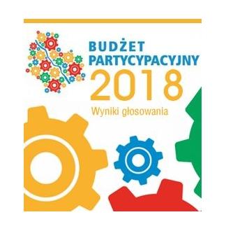 WYNIKI GŁOSOWANIA - BUDŻET PARTYCYPACYJNY 2018